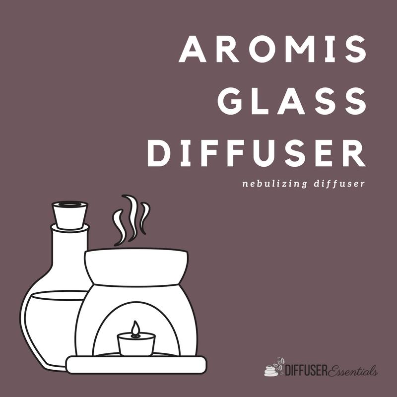 Aromis Glass Nebulizing Diffuser