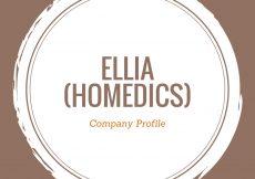 Ellia Diffusers by Homedics