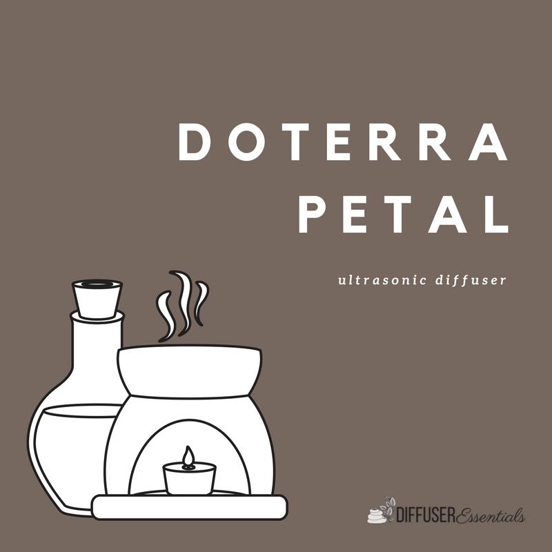 DoTerra Petal Diffuser