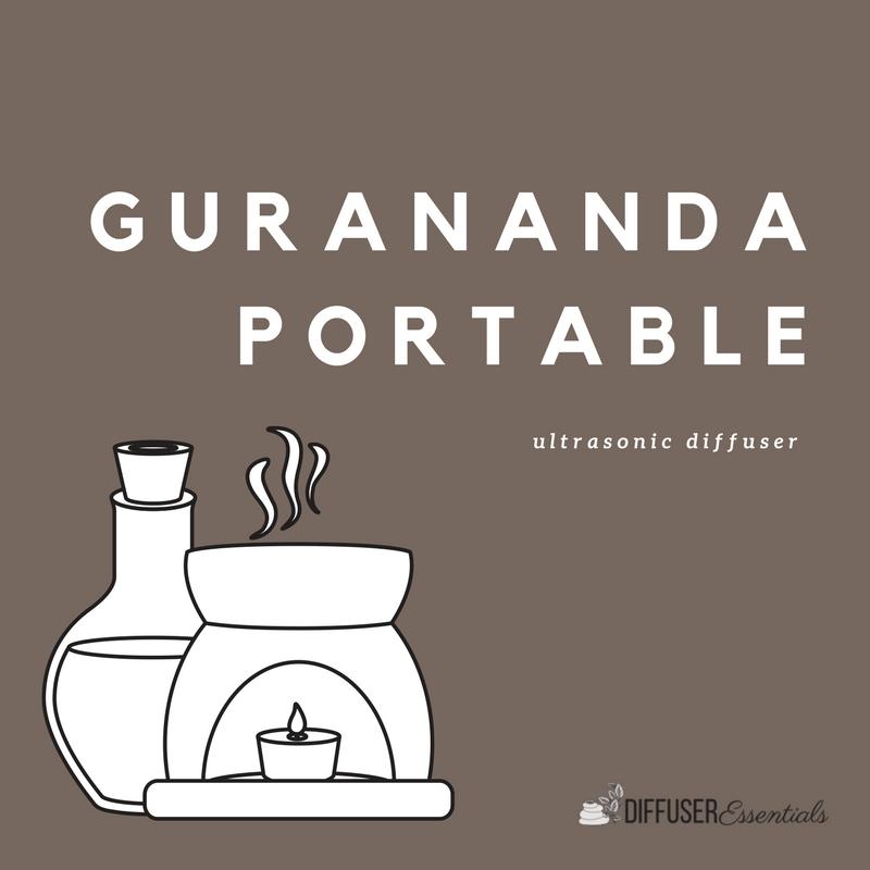 Gurunanda Portable Diffuser