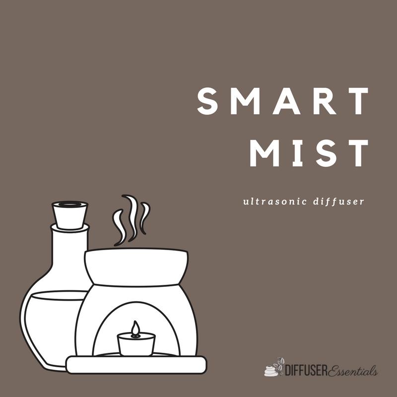 Smart Mist Ultrasonic Diffuser