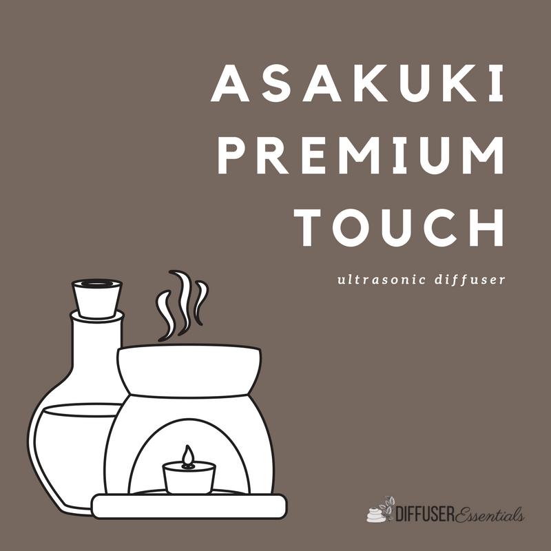 Asakuki Premium Touch Diffuser
